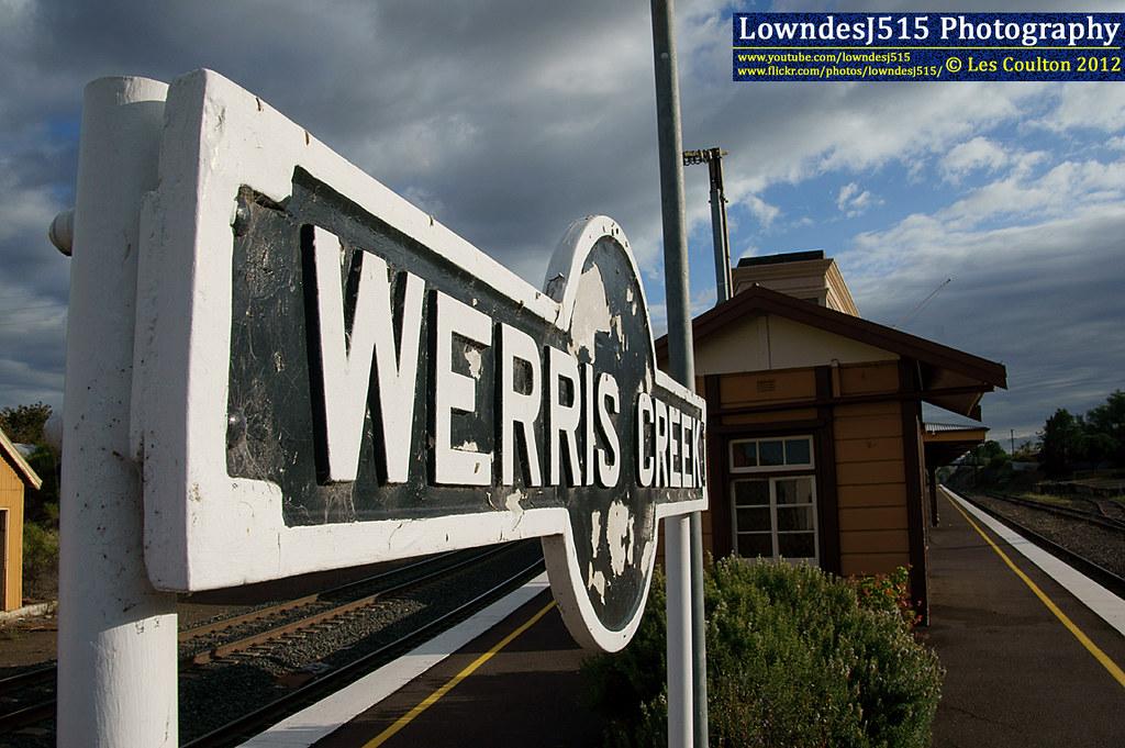 Werris Creek Station by LowndesJ515