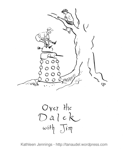 Over the Dalek with Jim