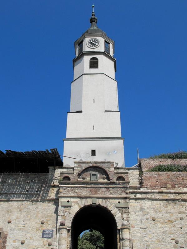 Fortification de Kalemegdan