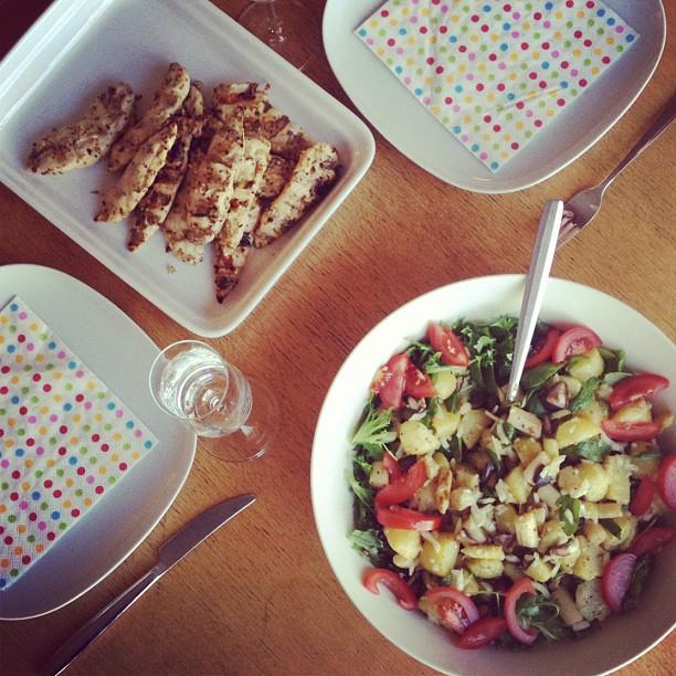@matiasjalmari @ssooda TÄMÄ ON OMISTETTU TEILLE haahha #food #delicious #dinner #dots