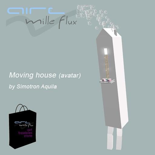 Moving house  avatar by  Simotron Aquila