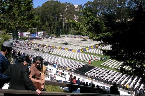 SFSU Commencement 2012