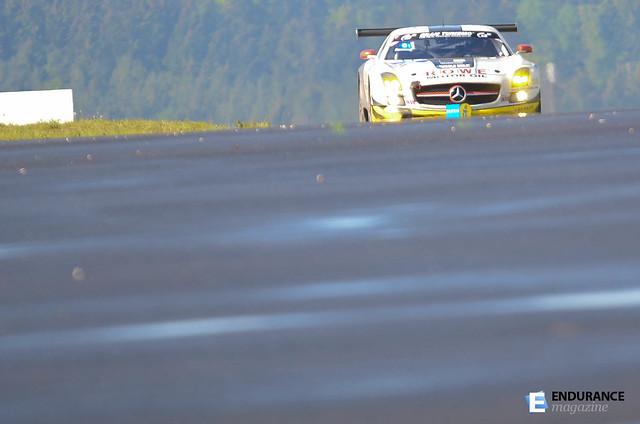 Mercedes Benz SLS AMG GT3 - ROWE Racing 21