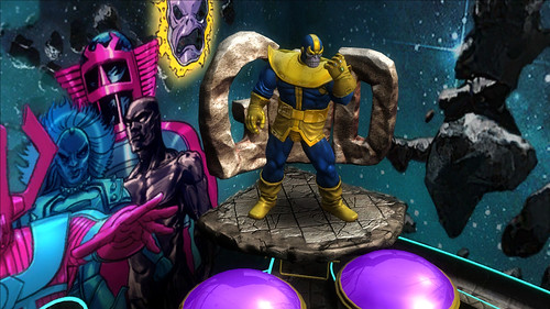 Infinity Gauntlet - Marvel Pinball: Avengers Chronicles