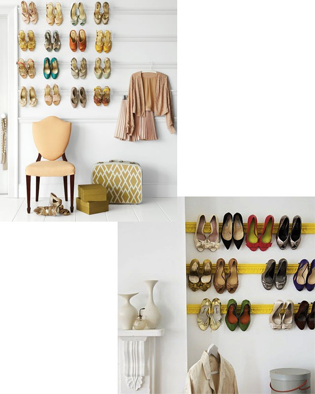 Shoe Display Inspiration