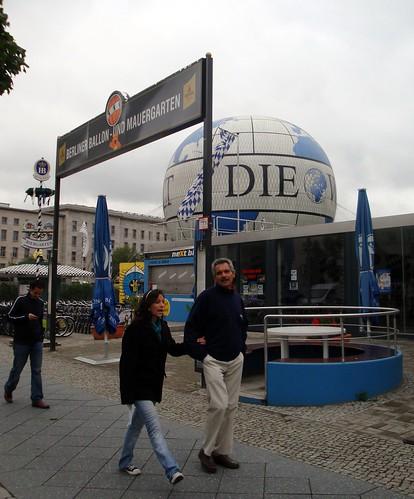Passeio de balão - Berlim