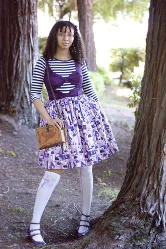 Bow Peep Dress11