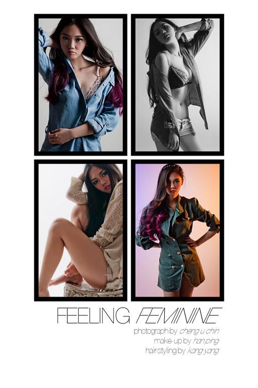 FEELING FEMININE1