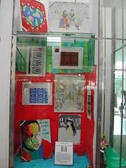 Local artist Rahat Malik