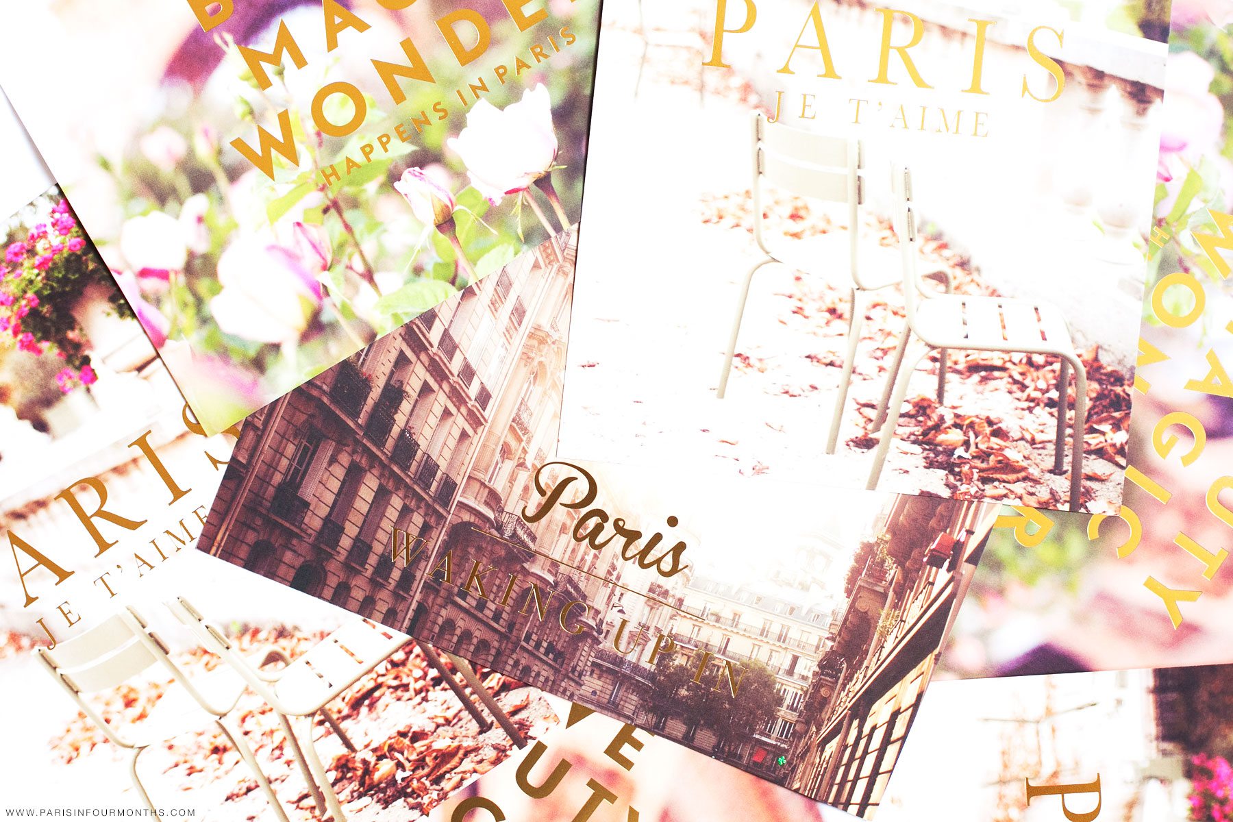 Paris prints by Carin Olsson and SS Print Shop