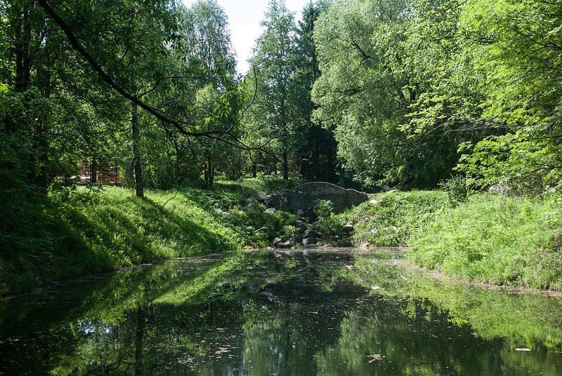 Сascade of ponds
