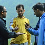 Summer camp 2014 at Pangot India by Shaolin India & expeditious Liaison