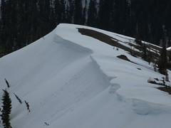 Cornices, give 'em a lot of room