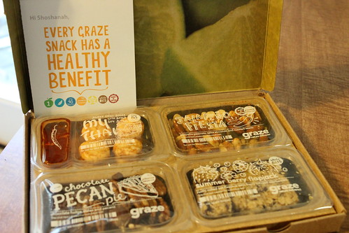 My June Graze Box