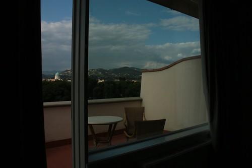 la camera d'hotel