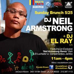 5/25 - Sunday come brunch w/ me in LA @ EsCaLa Ktown