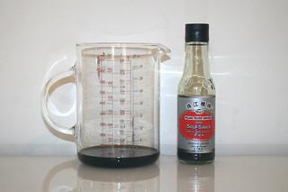 05 - Zutat Soja-Sauce / Ingredient soy sauce
