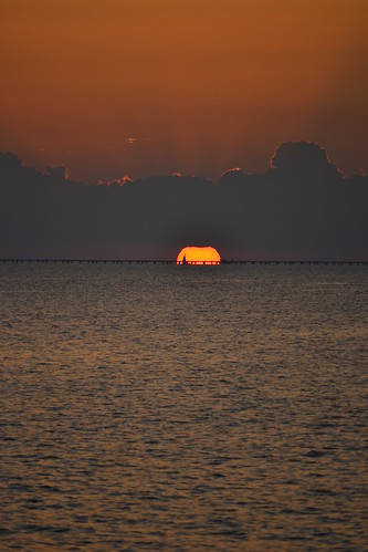 010 Lake Pontchartrain Sunset