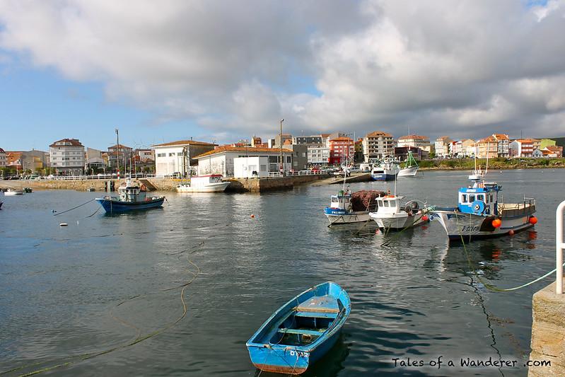 CAMARIÑAS - Porto pesqueiro