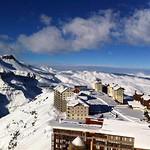 Valle Nevado Ski Resort (Valle Nevado/Facebook)
