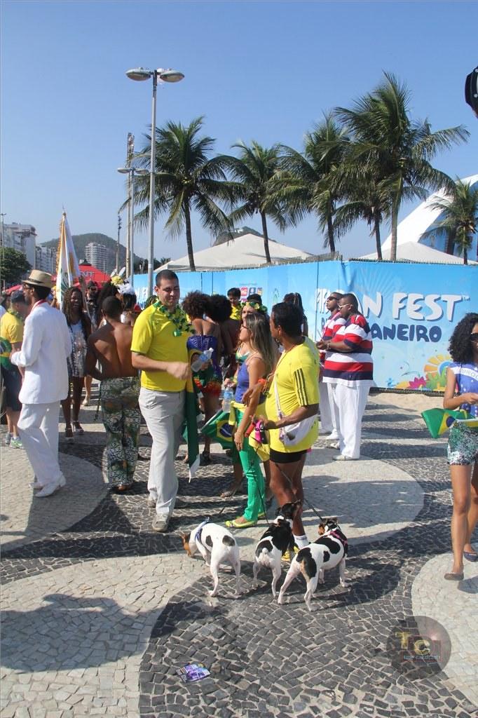 FIFA Fan Fest Copacabana