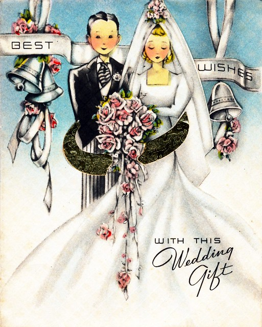 Vintage Wedding Gifts For Bride And Groom : 5849349231_7c0bd76e74_z.jpg