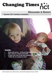 Summer 2011 newsletter image