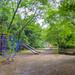 Deserted playground, Japan