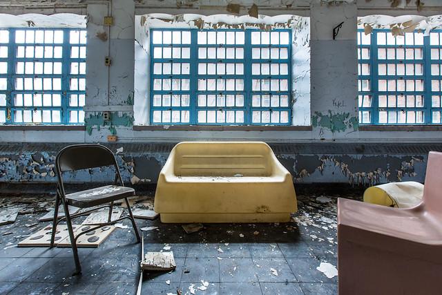 Hudson River State Hospital - Poughkeepsie, NY - 2012, Mar - 13.jpg