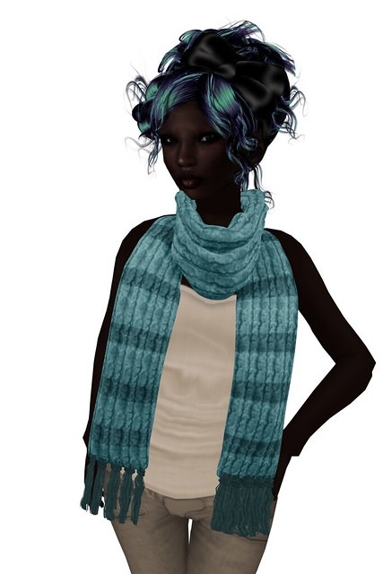 Alli&Ali free hair + Tee*fy group gift scarf