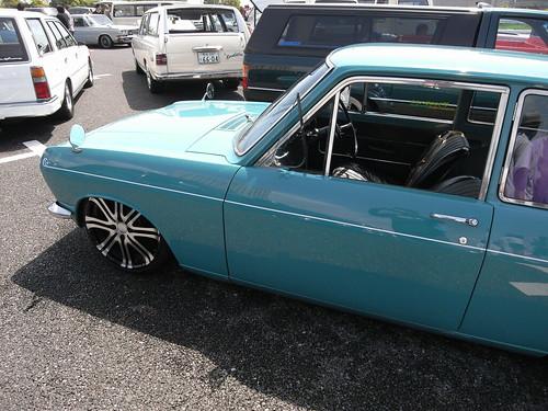 1966-1970 Nissan Sunny