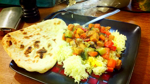 Goa vegetarian vindaloo