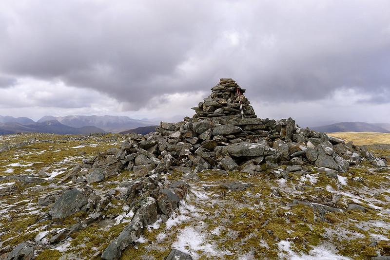 Summit of Sgurr na Feartaig