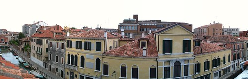 Panorama from Hotel Roof