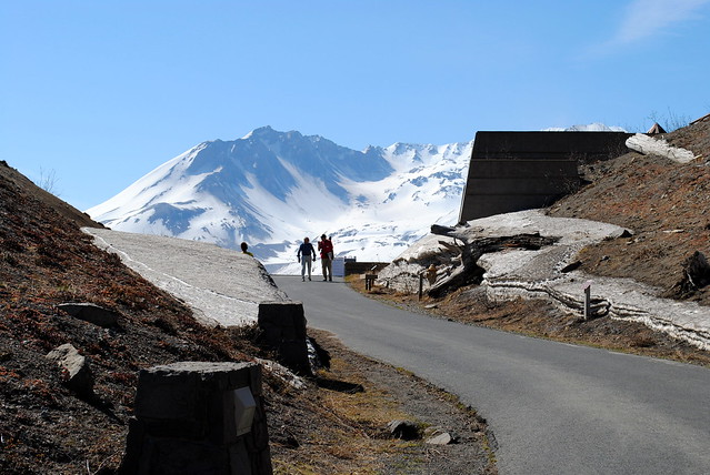 Johnston Ridge Observatory - Mt. St. Helens