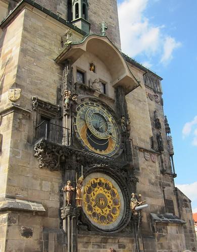 Prahan raatihuoneen astronominen kello (1410)