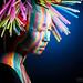 Rainbow Stripes by Ilko Allexandroff / イルコ・光の魔術師