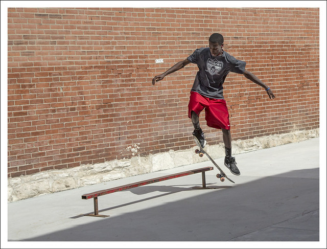Skateboarders 1