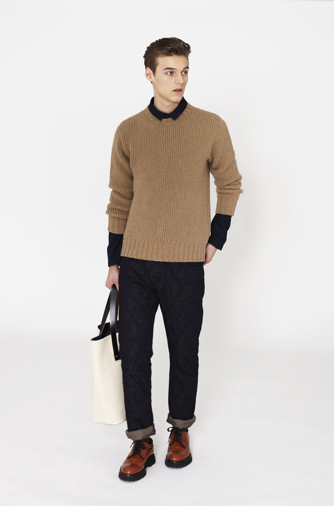Robbie Wadge0514_Marni F​W12 Lookbook(Fashionsito)