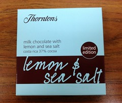 Lemon and Sea Salt