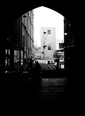 Looking towards the SBS building