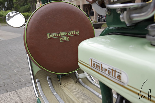 Lambretta 1952