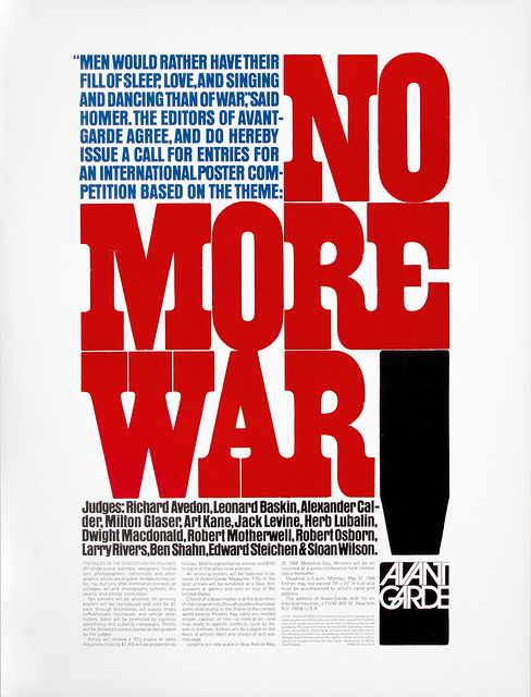 No More War 1967