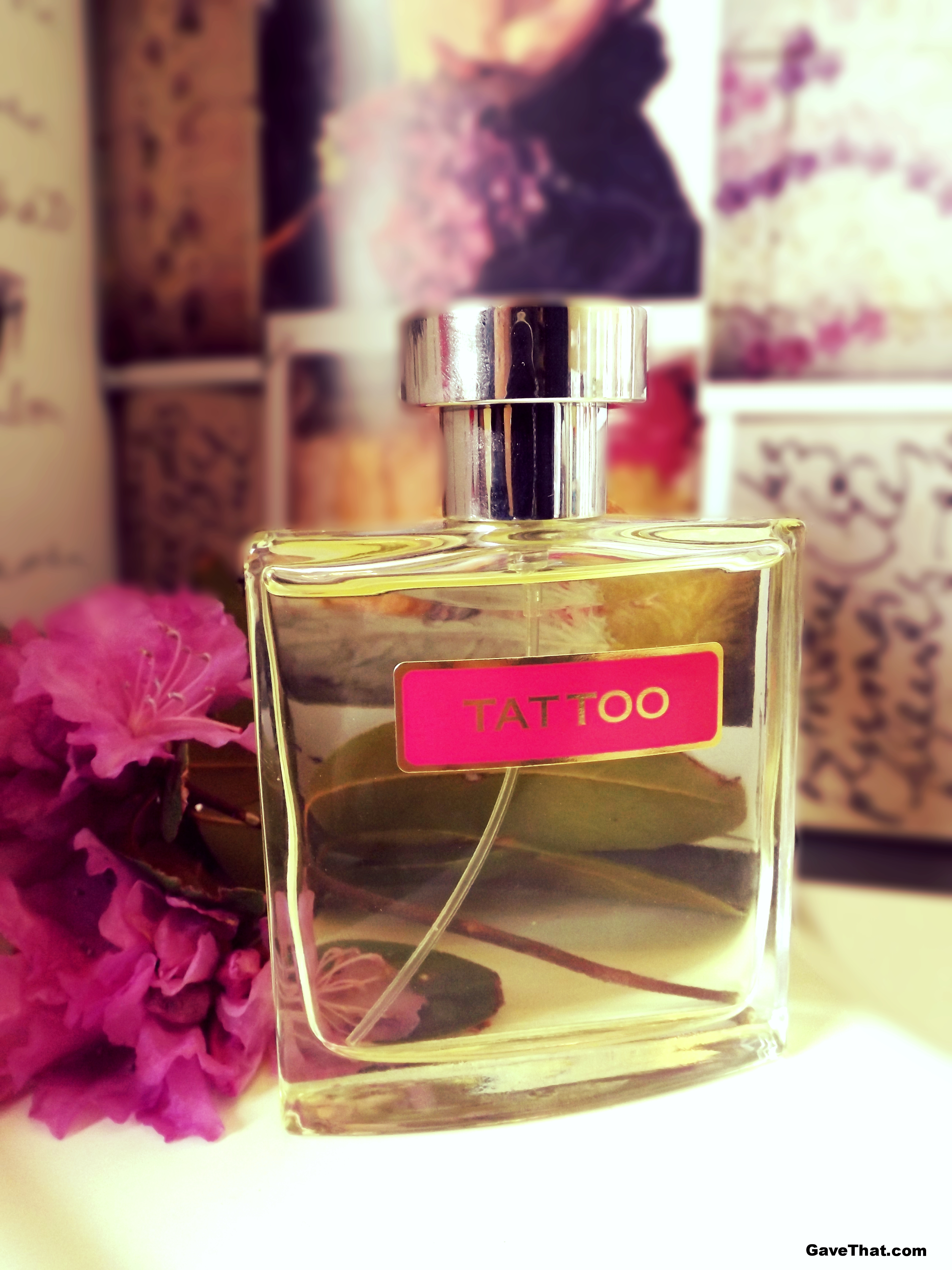 Tattoo Perfume by Michel Germain Spring Scents
