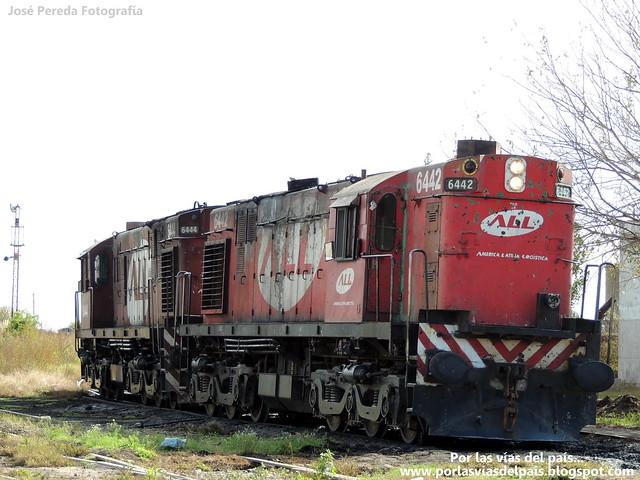 ALCO RSD35 6442 - 6444