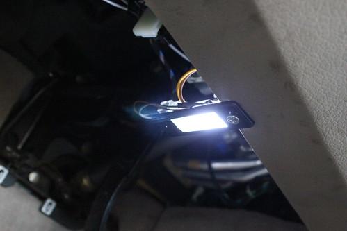 Led Footwell Light