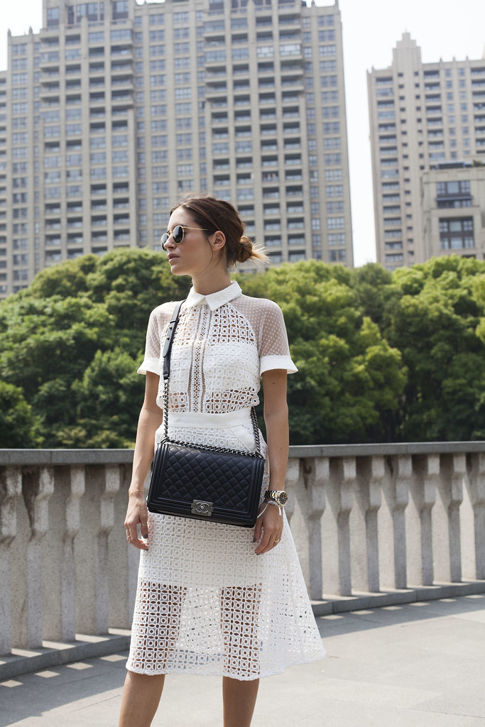 Look of the Day.349: Second Day in Shanghai