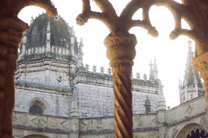 jeronimos monastery dome