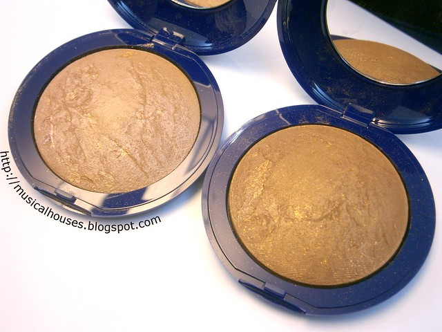 Elizabeth Arden Pure Finish Summer Escape Bronzing Powder