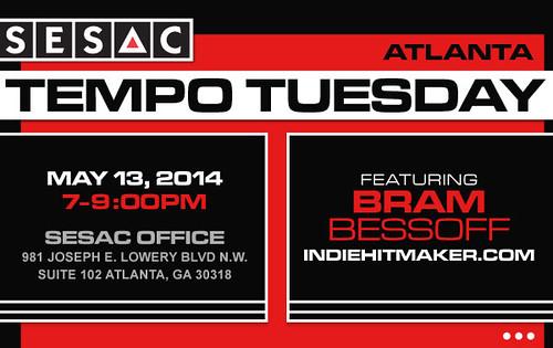 Tempo Tuesday 5/13/14